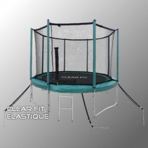Батут — Clear Fit Elastique 10ft